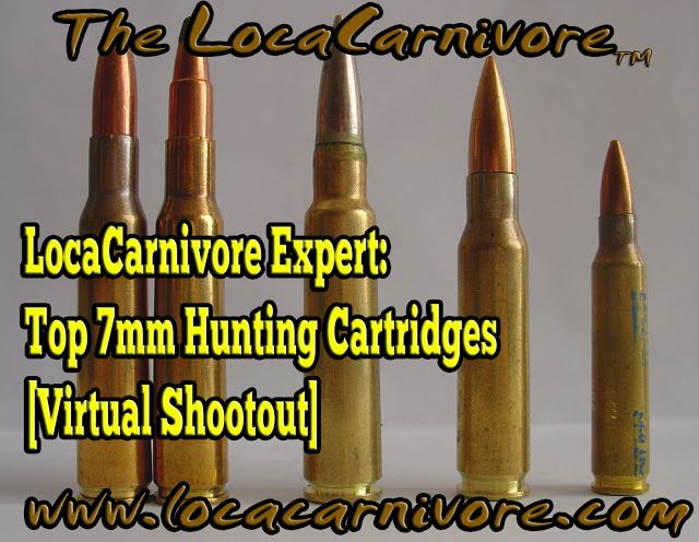 LocaCarnivore Expert: Top 7mm Hunting Cartridges [Virtual Shootout]