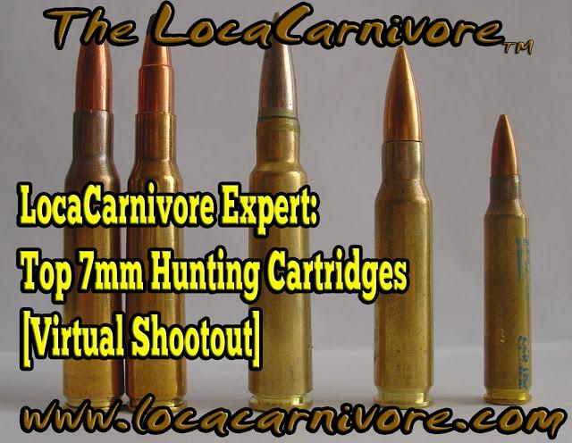 LocaCarnivore Expert: Top 7mm Hunting Cartridges [Virtual Shootout]