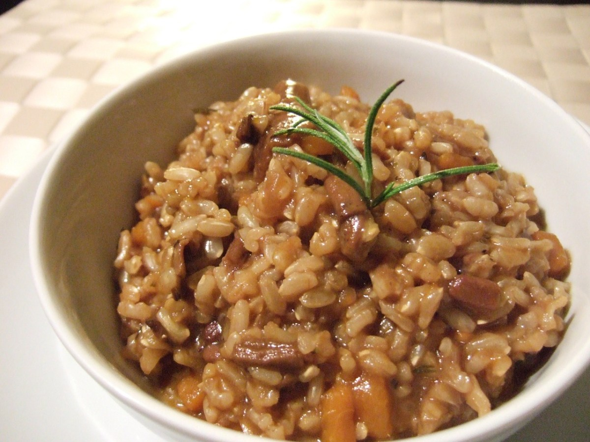 Fast and Delicious Venison Risotto Recipe