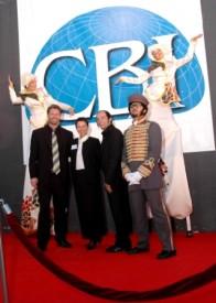 CB&I Barcelona Gala Entrance