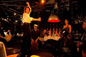 CB&I Barcelona Gala Flamenco Dancers
