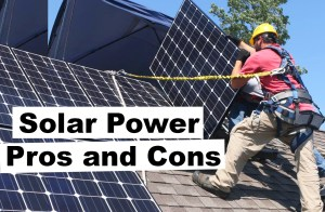 solar power pros and cons - local records office