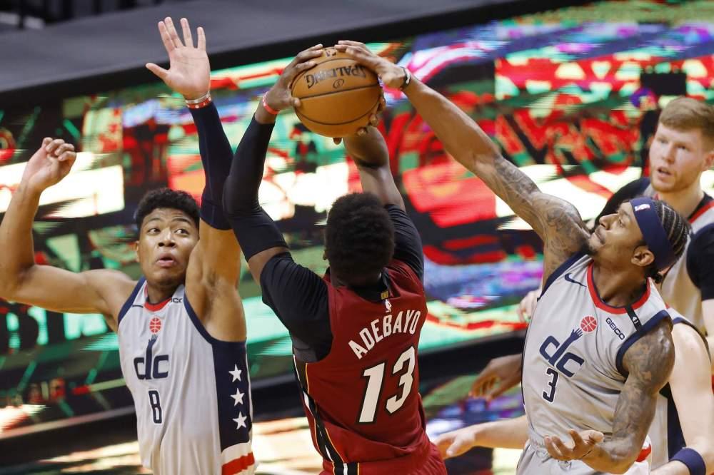 Αποτέλεσμα εικόνας για Washington Wizards - Miami Heat 103-100