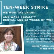 Union History 10 Week Strike