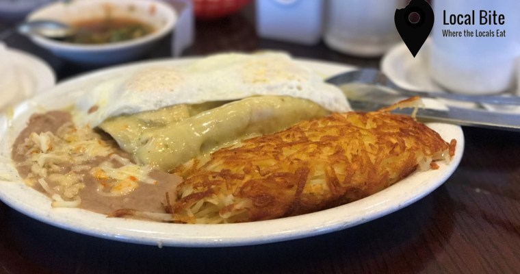 Ernie's Cafe – Start to a great week!