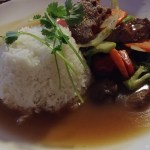 The Wild Thaiger Beef & Broccoli