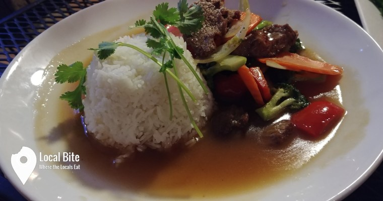 The Wild Thaiger – Highly Rated Thai in Phx