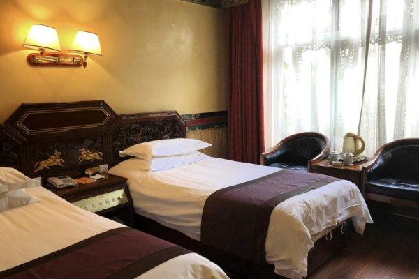 Yak Hotel Tibetan-style Deluxe Standard Room