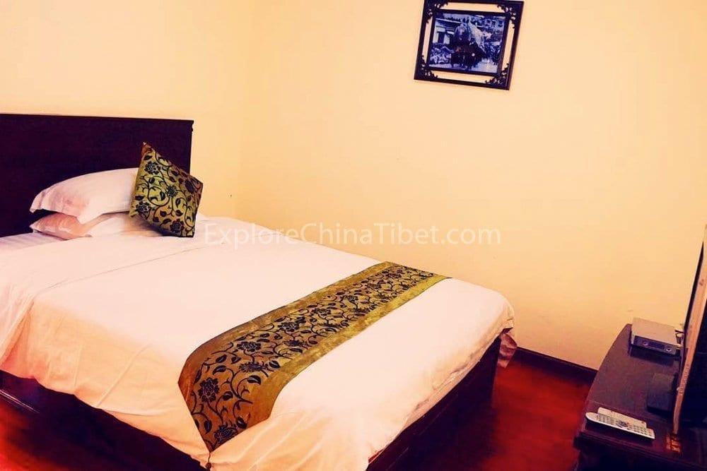 Lhasa Heritage Guyi Hotel Single Room-11