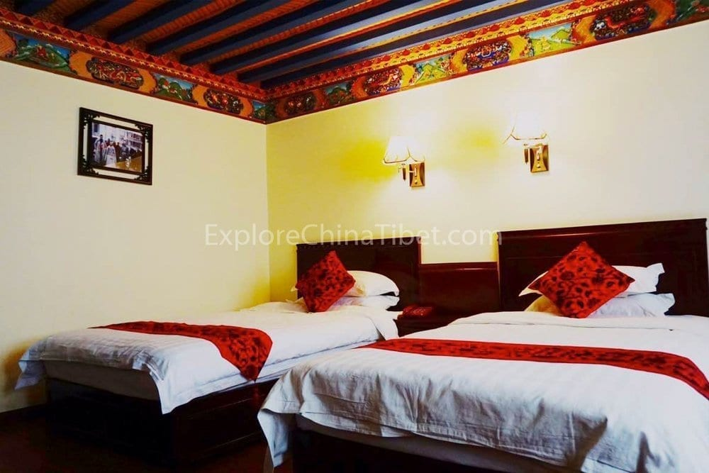 Lhasa Heritage Guyi Hotel Twin Room