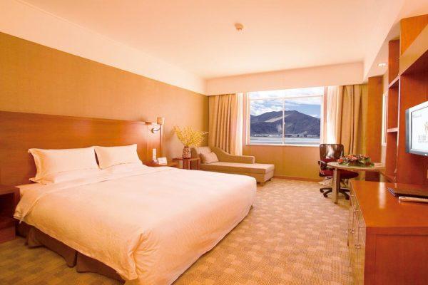 Jardin Secret Hotel Deluxe Queen Room