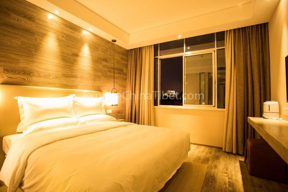 Minshan Yinqiao Grand Hotel Double Room