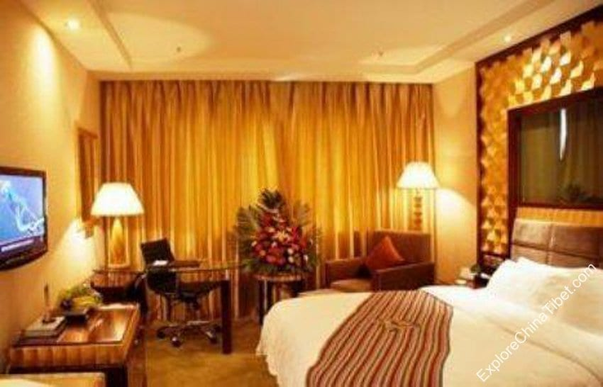 New Century Hotel Lhasa Business Double Room