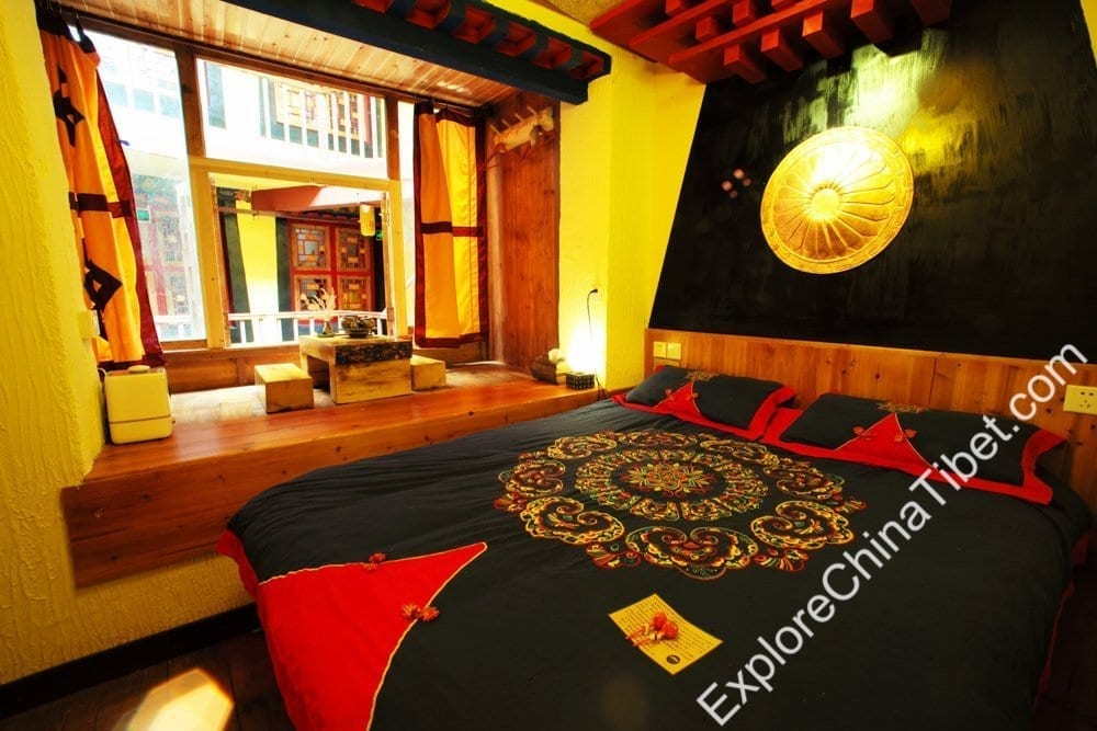 Qiangdiao Zangshi Boutique Hostel 201