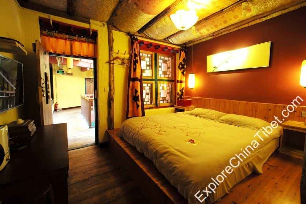 Qiangdiao Zangshi Boutique Hostel 203