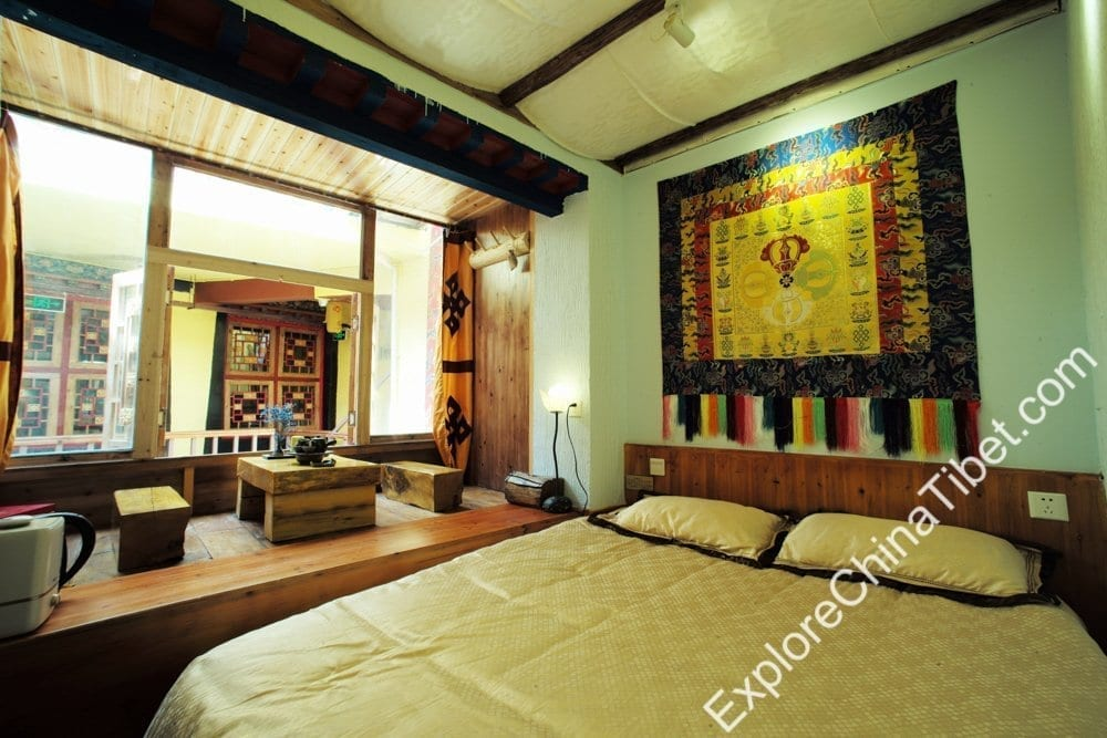 Qiangdiao Zangshi Boutique Hostel 301