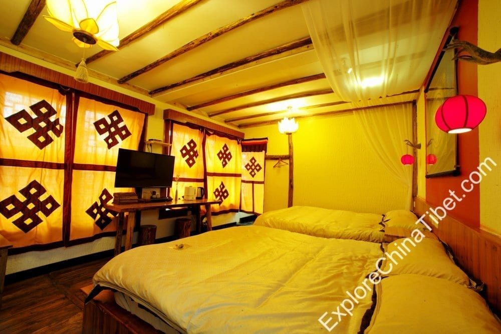 Qiangdiao Zangshi Boutique Hostel 401