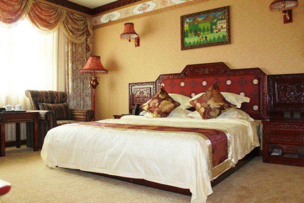 Tashi Choeta Hotel Deluxe Single Room