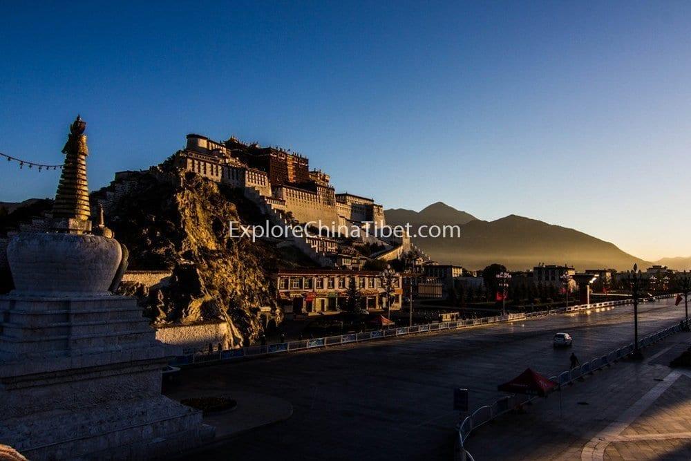 Top Lhasa Attraction Potala Palace Tour-14