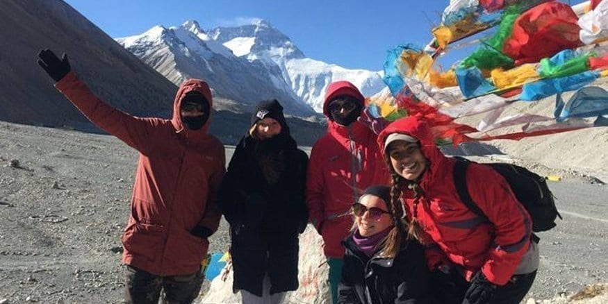 Pictures from Mt. Everest Base Camp-Visit Tibet