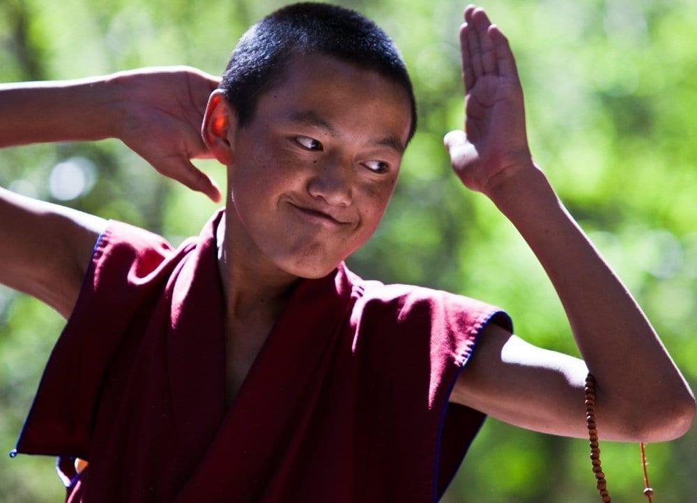 Sera Monastery budhism activity