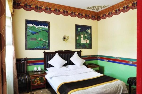 Tashi Choeta Boutique Hotel Deluxe Queen Room