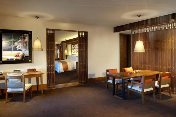 St. Regis Resort Lhasa Lhasa Suite, 1 Bedroom Suite, 1 King