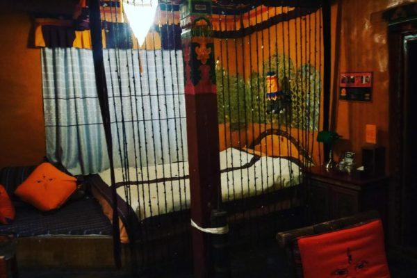 Shambhala Palace Hotel Meditation Single Room