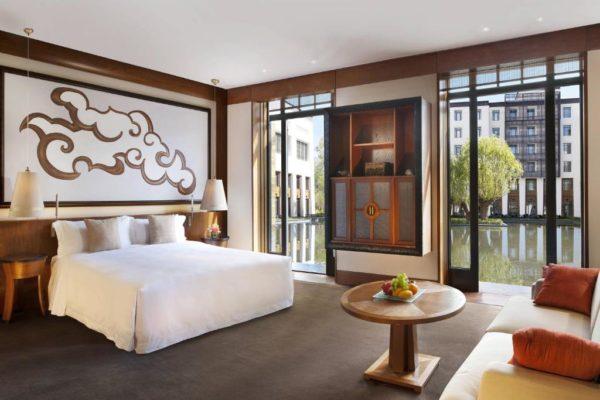 St. Regis Resort Lhasa Classic Deluxe Twin Room