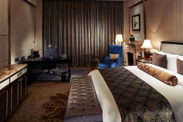 InterContinental Lhasa Paradise Deluxe Double or Twin Room