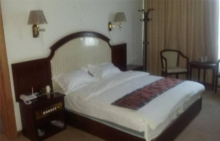 Tingri Everest Shanghai Hotel Single Room