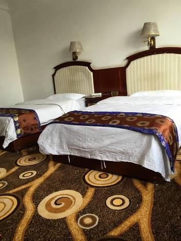 Tingri Everest Shanghai Hotel Twin Room