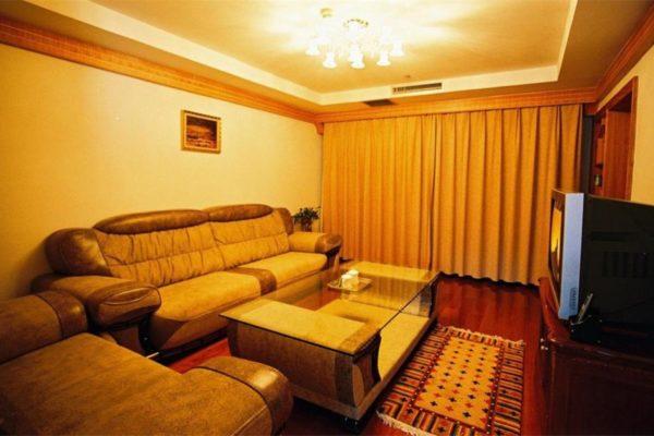 Yak Hotel VIP Building Deluxe Room