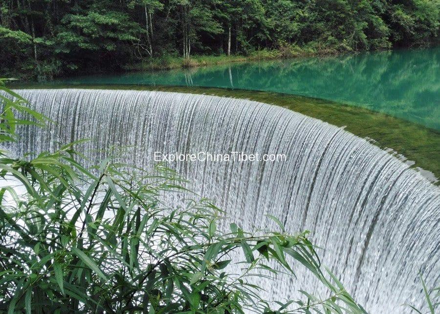 1 Day Jiuzhaigou Day Tour
