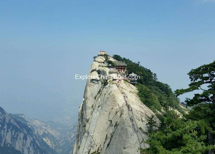1 Day Mt. Huashan Tour by High-Speed Train-Mt. Huashan 1