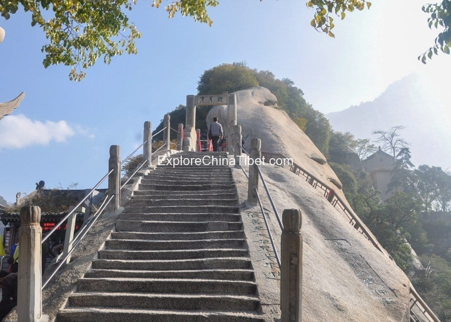 1 Day Mt. Huashan Tour by High-Speed Train-Mt. Huashan 4