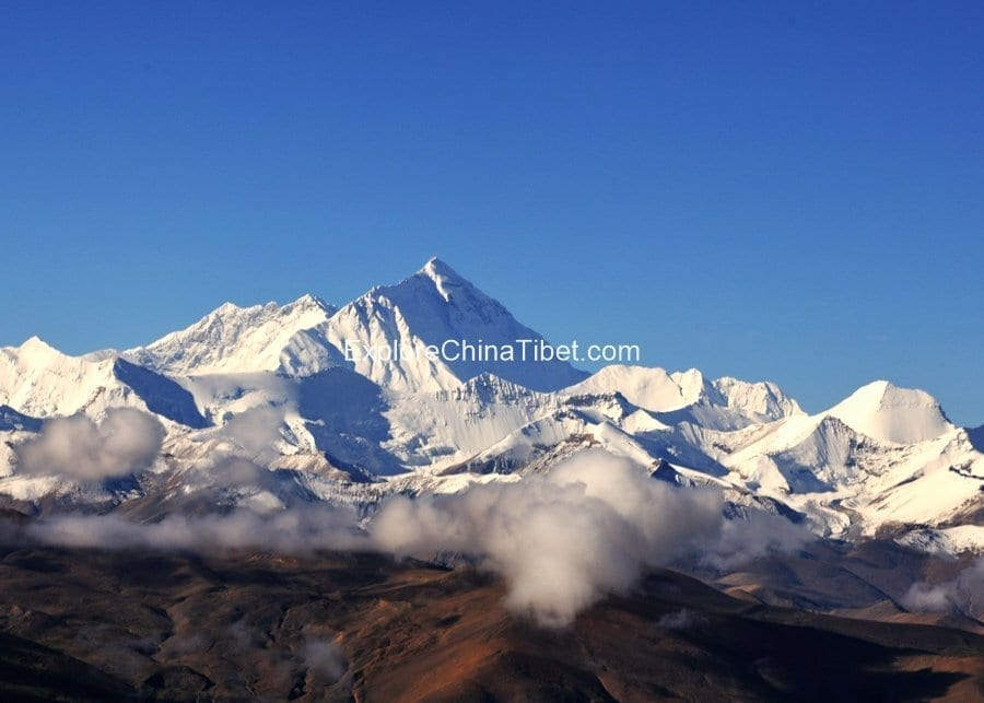 8 Days Everest B.C. Group Tour-Everest Base Camp 1