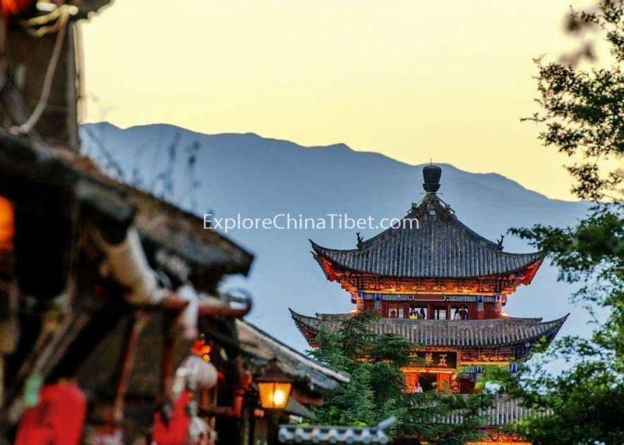 8 days Highlights Kunming Dali Lijiang Shangri-la 5