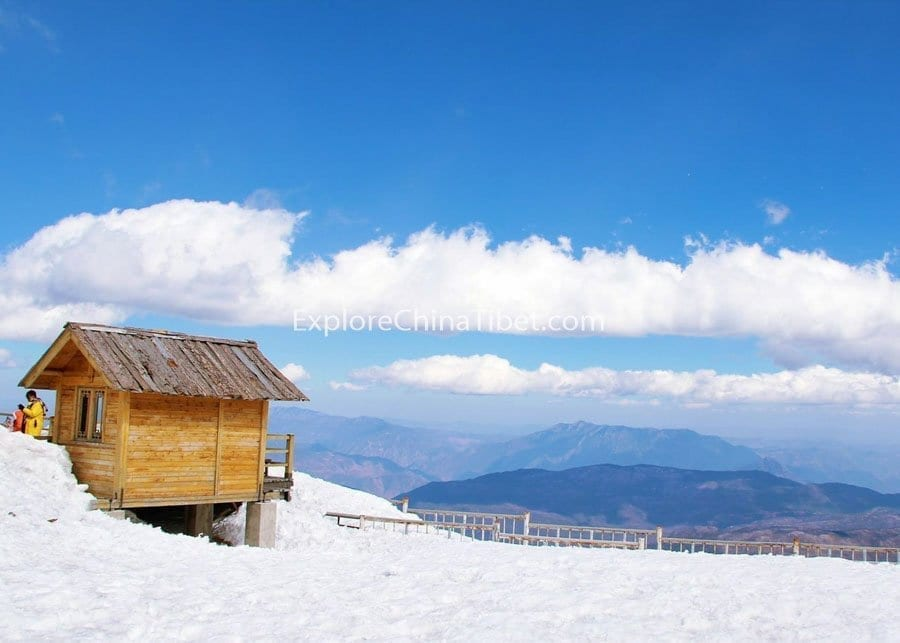 8 days Highlights Kunming Dali Lijiang Shangri-la 6