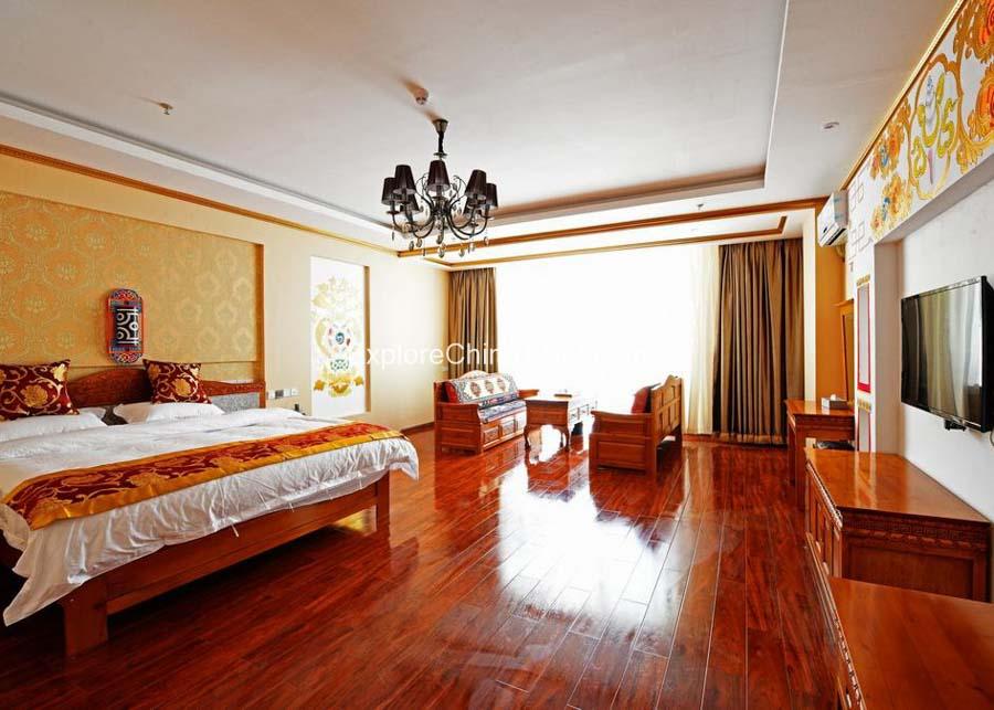 Bomi Wangshi Hotel Tibet-5
