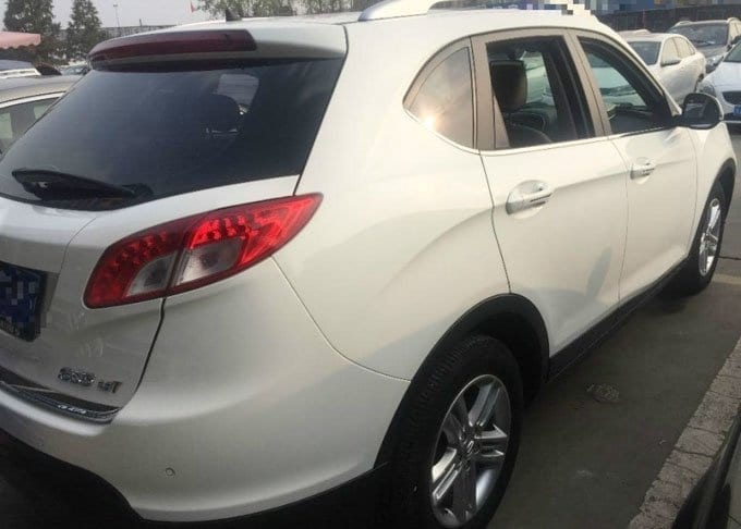 China Car Rental Trumpchi Featured