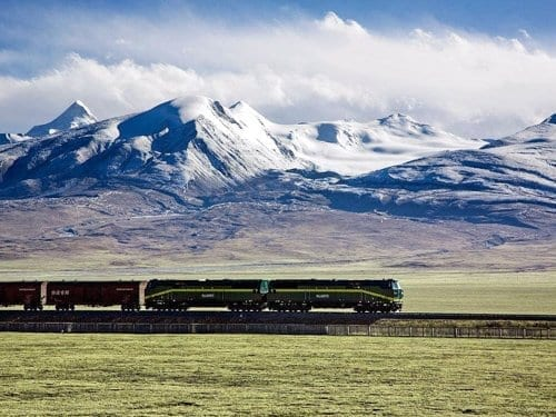 China Train Travel Qinghai Tibet Train Routes