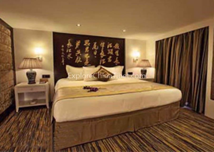 Chongqing to Yichang Victoria Lianna Cruise Shangri-la Suite