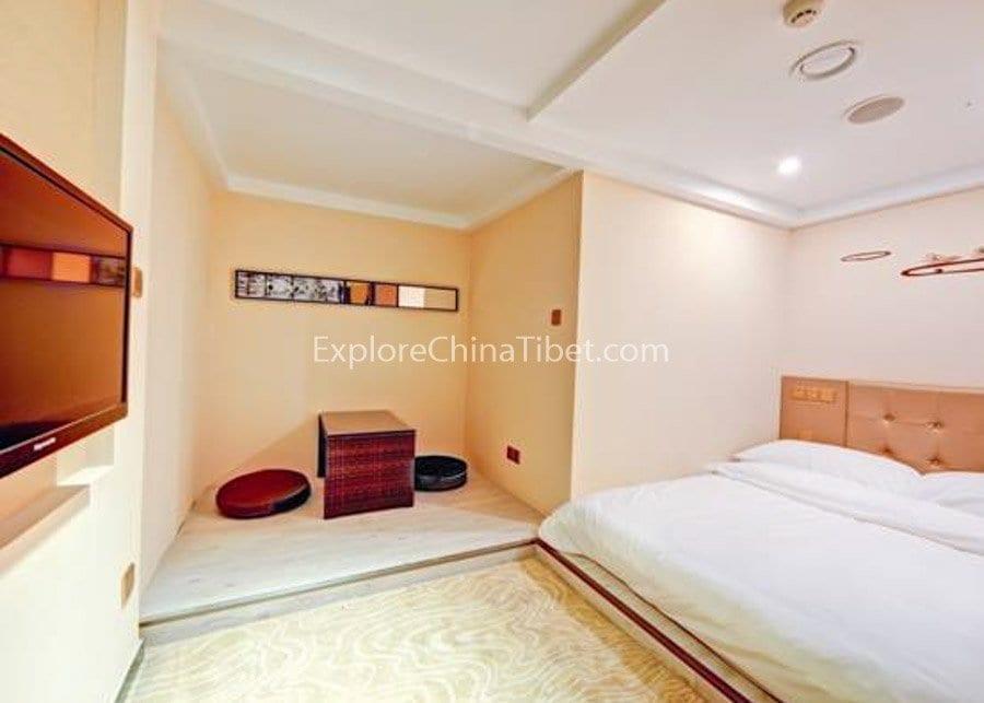 Chongqing to Yichang Yangtze Gold 7 Cruise Cabin without Balcony