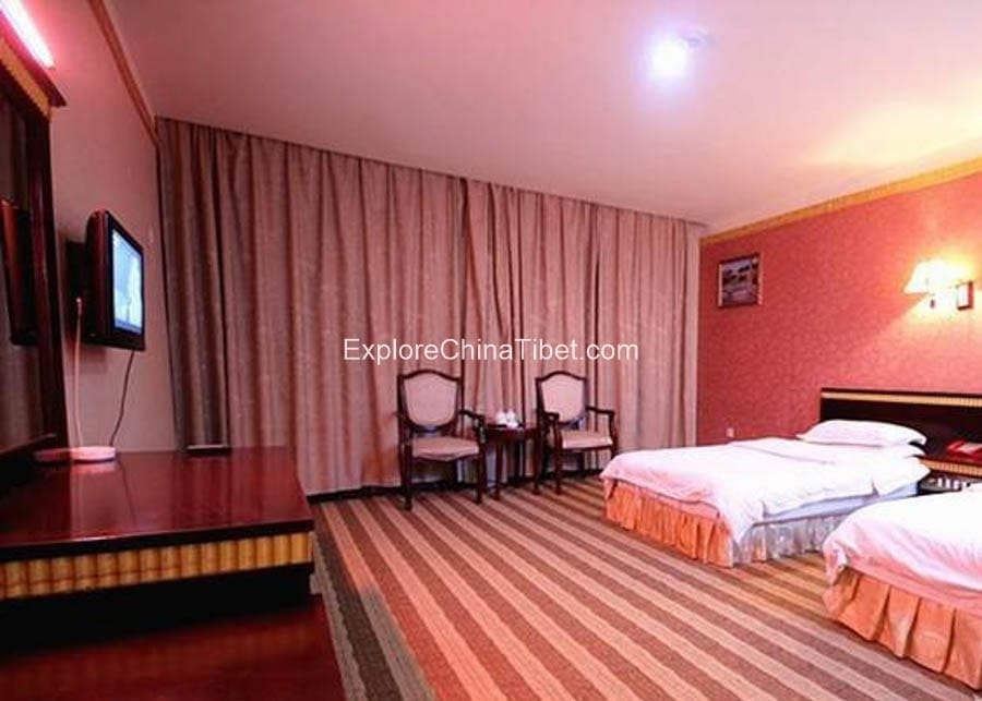 Fu Shang Fu Hotel Deluxe Double Room