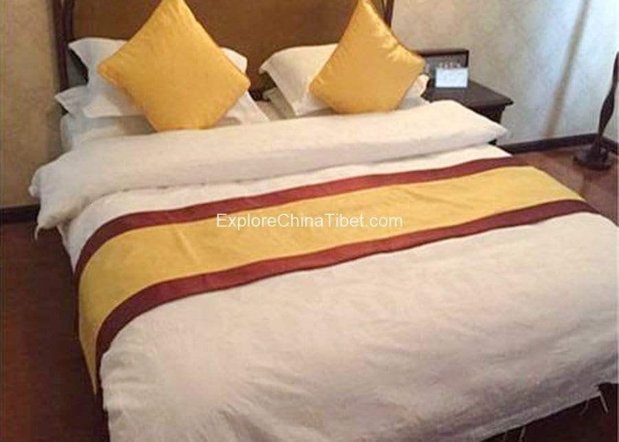 Gang Gyan Shigatse Orchard Hotel Single Room