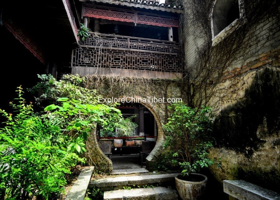 Guilin Day Tour Daxu Ancient Town 4-2