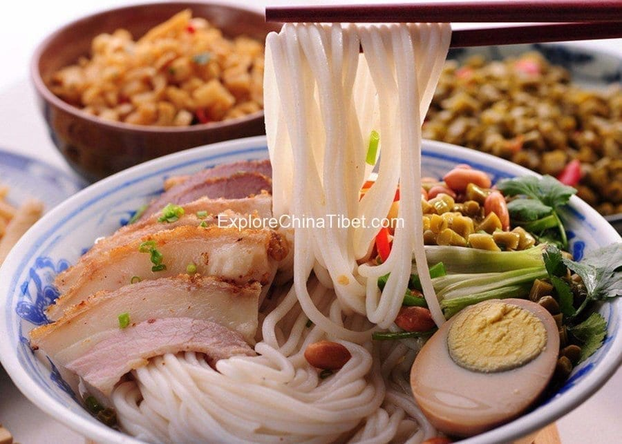 Guilin Food Tour Guilin Rice Noodles 1-2