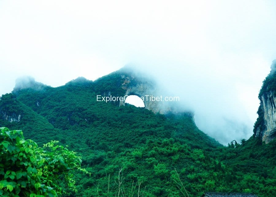 Guilin Hiking Tour Moon Hill 1-2