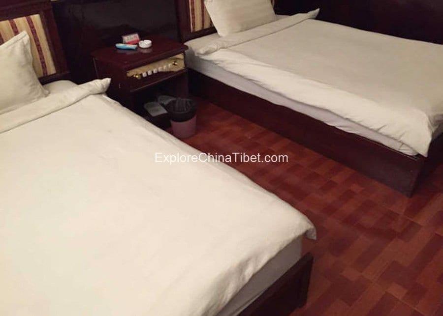 Gyantse Chugu hotel-7